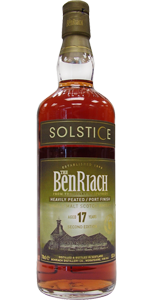 Benriach Solstice 17