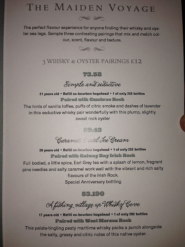 SMWS_Whisky_Oysters_pairing_menu