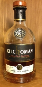 kilchoman-sherry-cask