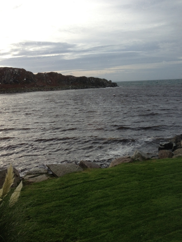 laphroaig-good-seashore-view-before-tour