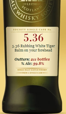 SMWS-5.36-Tigerbalm_bottle