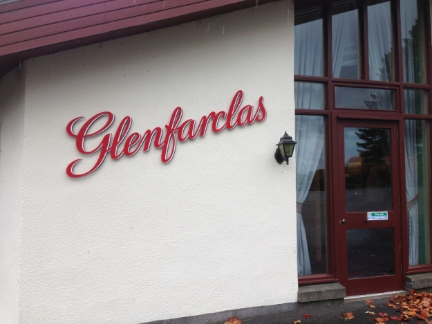 glenfarclas-entrance
