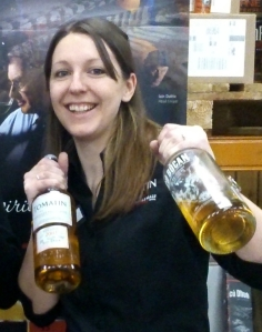 Jennifer Nicol - Tomatin Marketing Manager