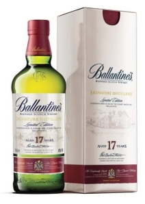 ballantines glentauchers edition