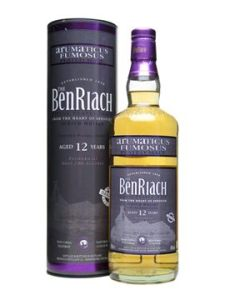 benriach 12 arumaticus fumosus peated dark rum