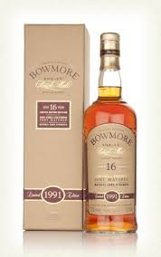 bowmore 1991 16 port