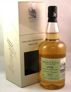 Pastille Bouquet - Mortlach 1998