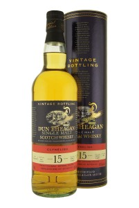 clynelish Dun Bheagan 15 Years Rum Finish