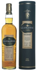glengoyne 12 cs with tube