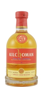 kilchoman single cask release 2008 192.2008