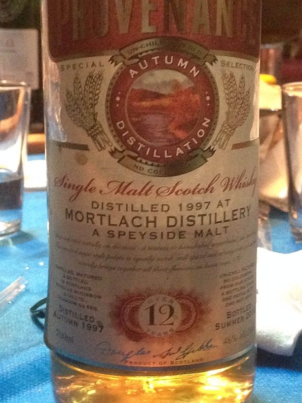 mortlach 12 douglas laing provenance 1997 2