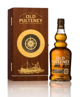 Old Pulteney 35 yo