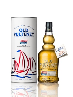 Old Pulteney Clipper Commemorative