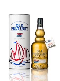 Old Pulteney Clipper Commemorative