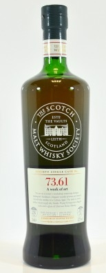 SMWS-73.61 A work of art