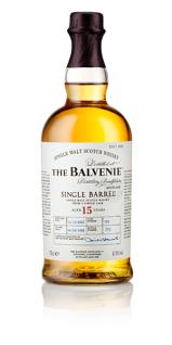 balvenie 15yo traditional oak cask #214
