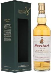 G&M mortlach 21