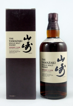 yamazaki sherry cask 2009
