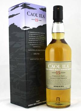 caol ila unpeated 15 1998 special releases 2014