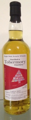 Tobermory 20 Whisky Broker