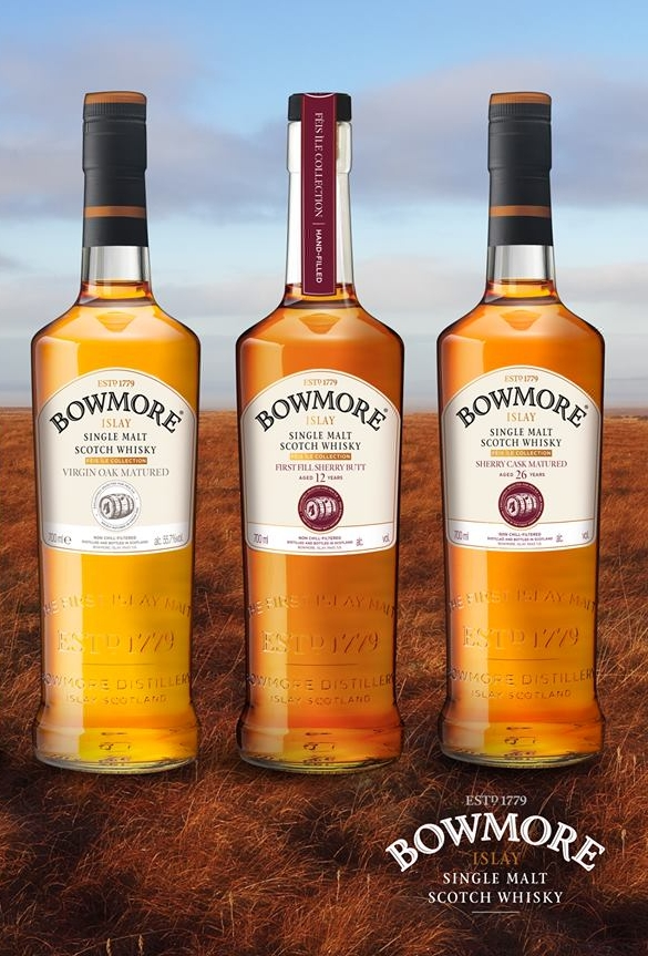 bowmore feis ile 2015 collection