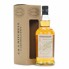 springbank 12 yo calvados wood finish