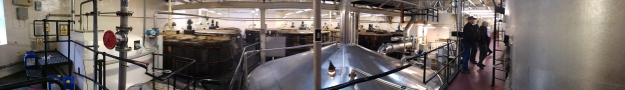 mashtun and washbacks panorama