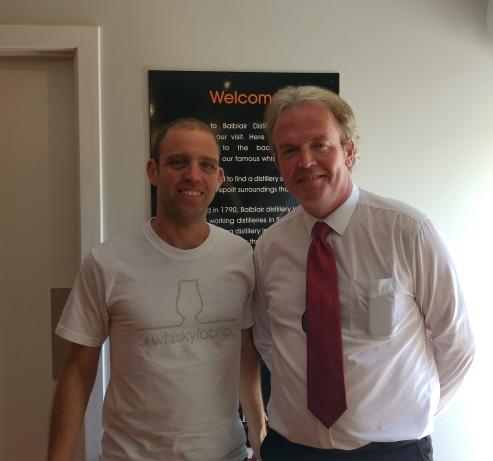 me and John Mcdonalds