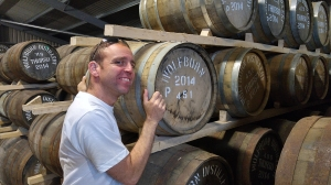 me with a peated cask
