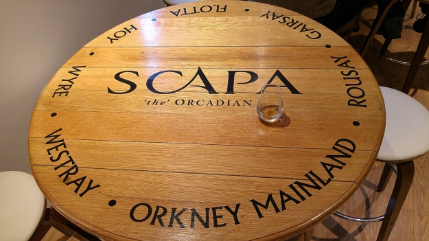 scapa table