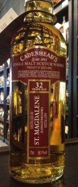 cadenhead 32yo