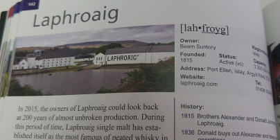 malt whisky yearbook distillery info (pronouncing)