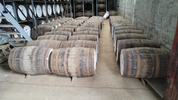 Old Pulteney casks for 12yo