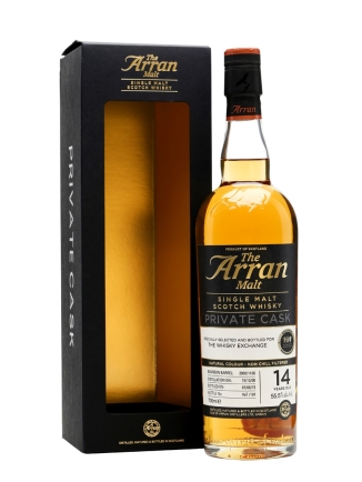arran 2000 private cask 1106