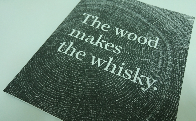 G&M the wood makes the whisky