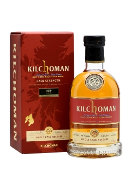 kilchoman single cask 2010 4yo px finish twe