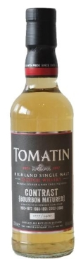 tomatin contrast bourbon