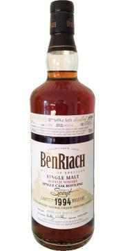 BenRiach 1994 20 Year Old for Independent Spirit
