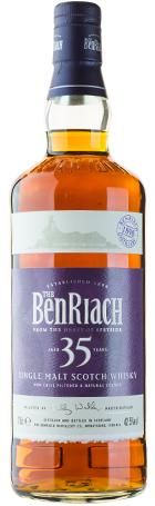 benriach 35