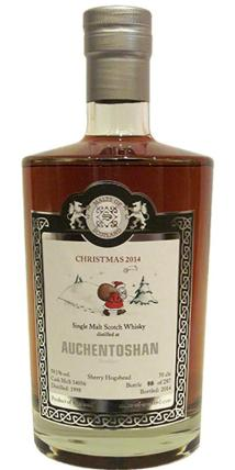 auchentoshan 1998 malts of scotland christmas 2014