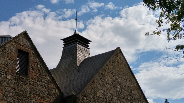 The Pagoda at Glenmorangie Distillery