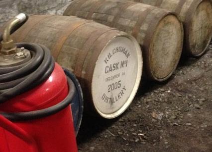 kilchoman first cask