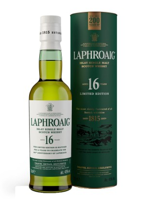laphroaig 16 travel retail