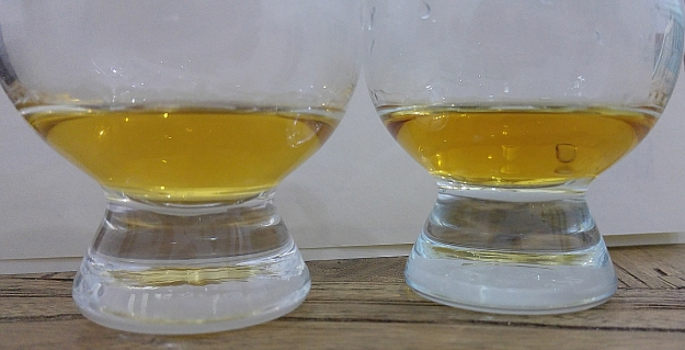 deveron 1996 sample vs final the deveron 18