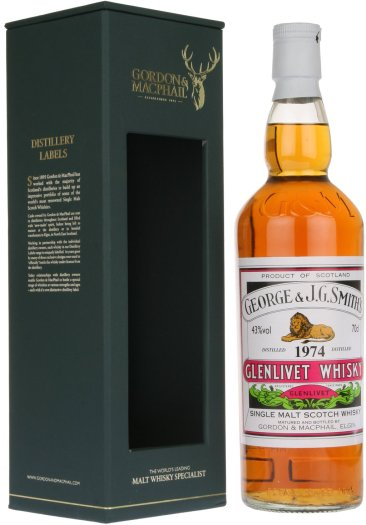 glenlivet 1974 rare vintage smith's gordon & macphail2