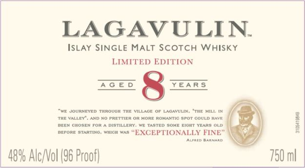lagavulin 8 200th anniversary front