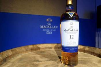 macallan 12 double cask launch in Taiwan