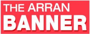 the arran banner