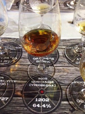 2008 octomore virgin oak cask 1202 64.4