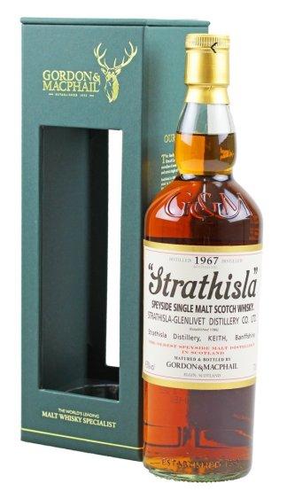 strathisla 1967 Gordon & Macphail rare vintage bottled 2015